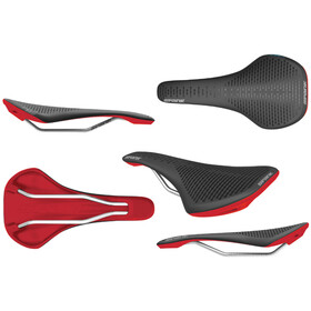 Spank Spike Sadel Herr black/red